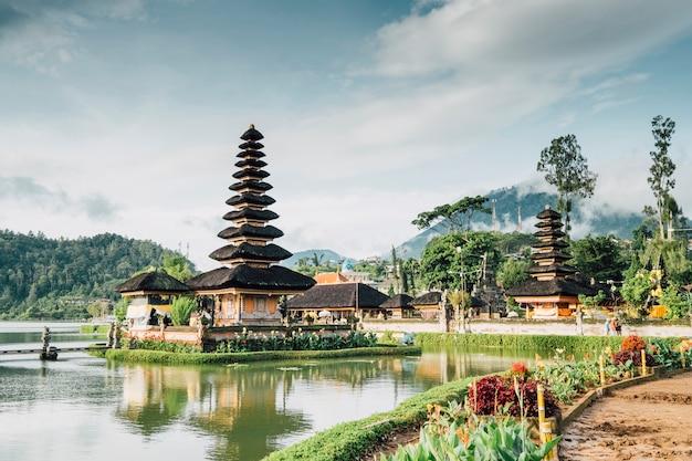 Bali pagoda, indonesië Gratis Foto
