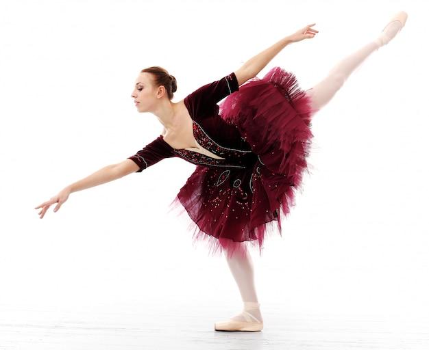 Ballerina uitvoeren Gratis Foto