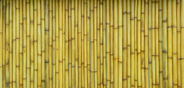 Bamboe achtergrond Premium Foto