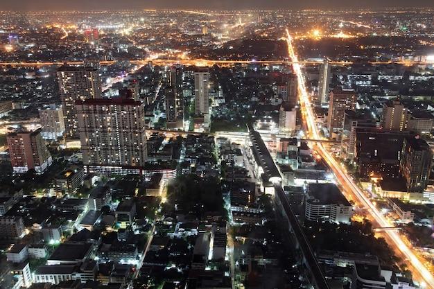 Bangkok cityscape Premium Foto