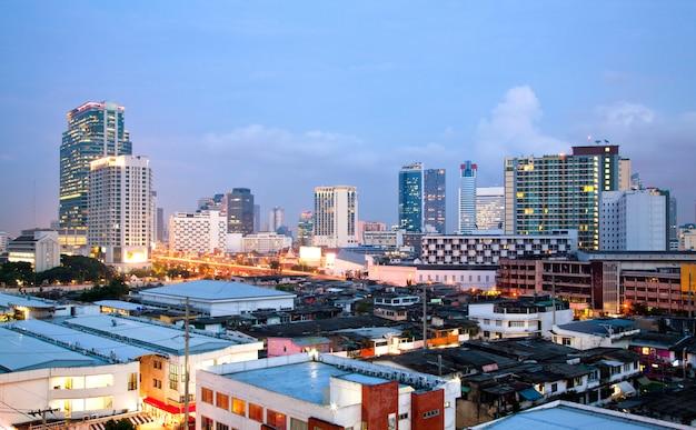 Bangkok night Premium Foto