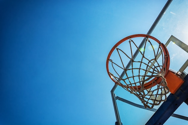 Basketbal hoepel Gratis Foto