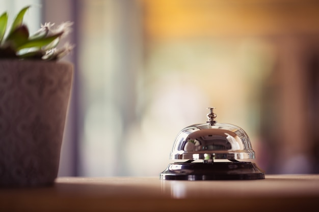 Bell of service Premium Foto