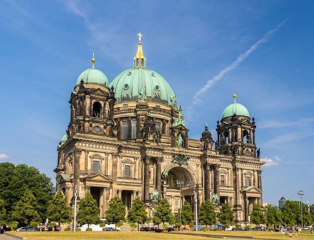 Berliner dom in berlijn Premium Foto