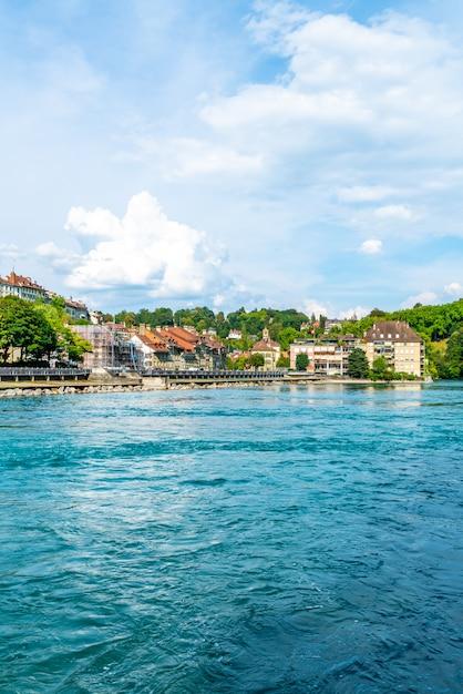 Bern, hoofdstad van zwitserland Premium Foto