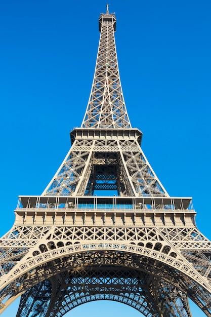 Beroemde eiffeltoren - parijs Gratis Foto