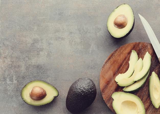 Biologisch avocadofruit Gratis Foto