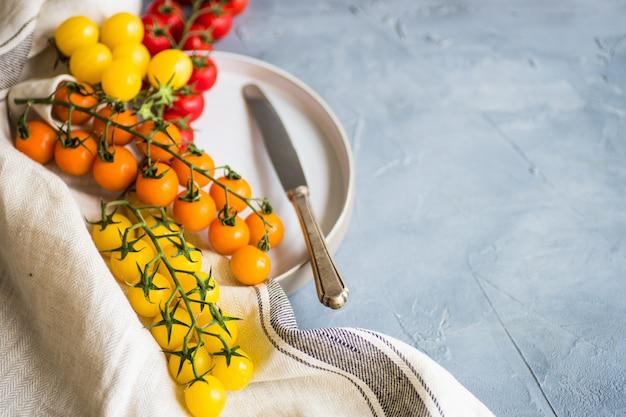 Biologisch voedsel Premium Foto