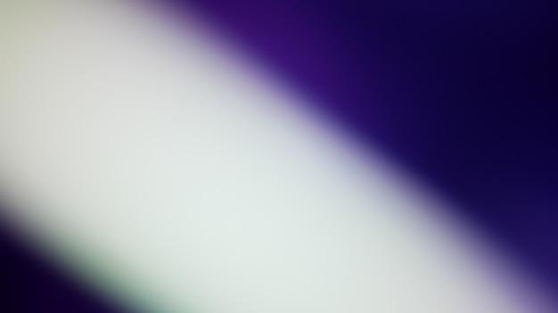 Blauw kleurverloop onscherpe abstracte vloeiende lijnen kleur achtergrond Premium Foto