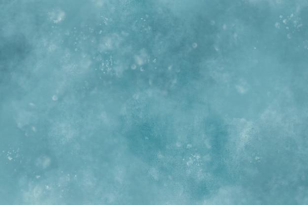 Blauwe aquarel achtergrond Gratis Foto