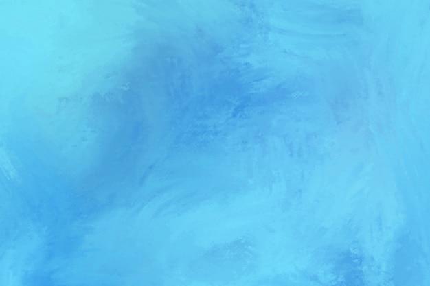 Blauwe aquarel textuur achtergrond Gratis Foto