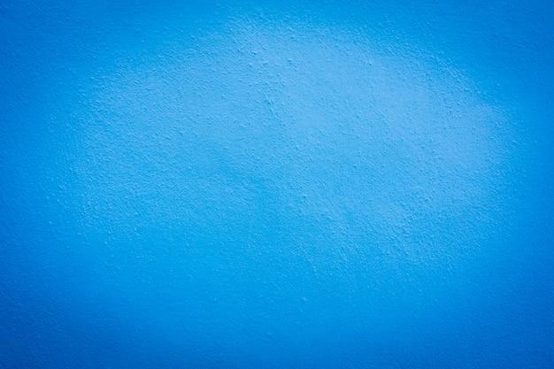 Blauwe concrete muurtexturen voor achtergrond Gratis Foto