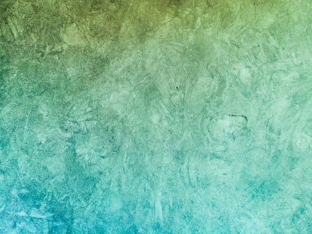 Blauwe en groene gradiënttextuur als achtergrond Gratis Foto