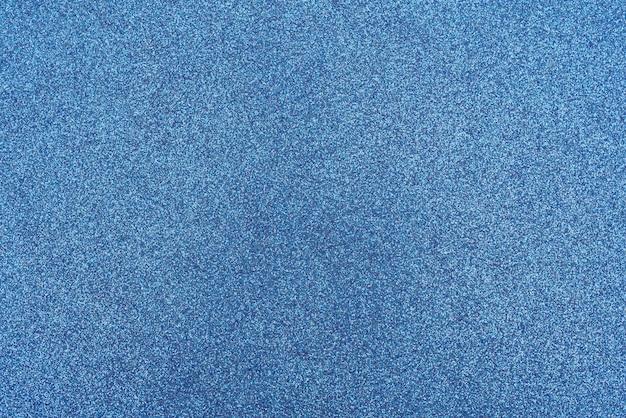 Blauwe glanzende feestelijke kerstmisachtergrond Premium Foto