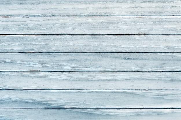 Blauwe houten textuur bevloering achtergrond Gratis Foto