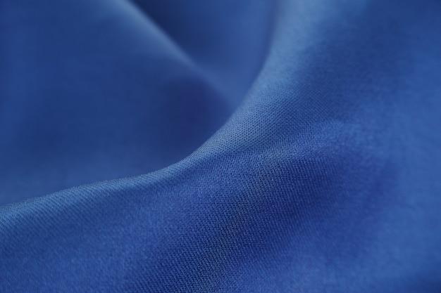 Blauwe stof Gratis Foto