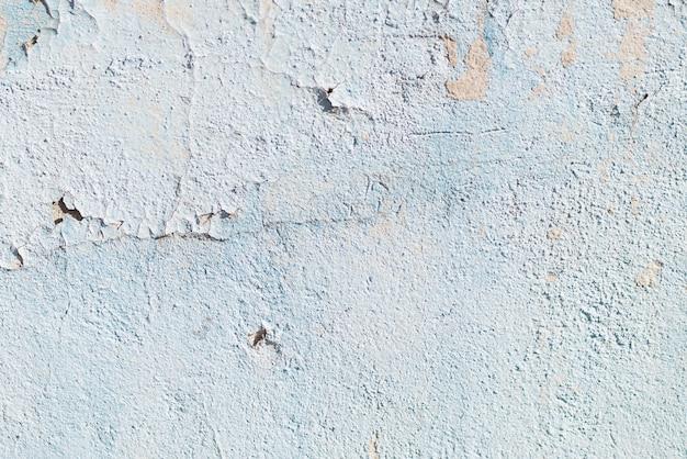 Blauwe textuur met krassen en scheuren. blauwe achtergrond. blauw en wit patroon Premium Foto