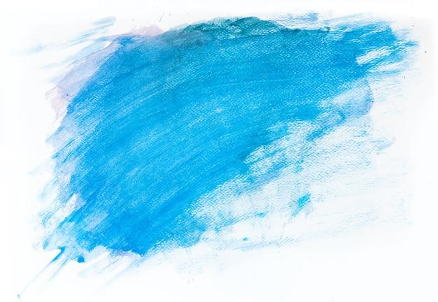Blauwe vlek Gratis Foto