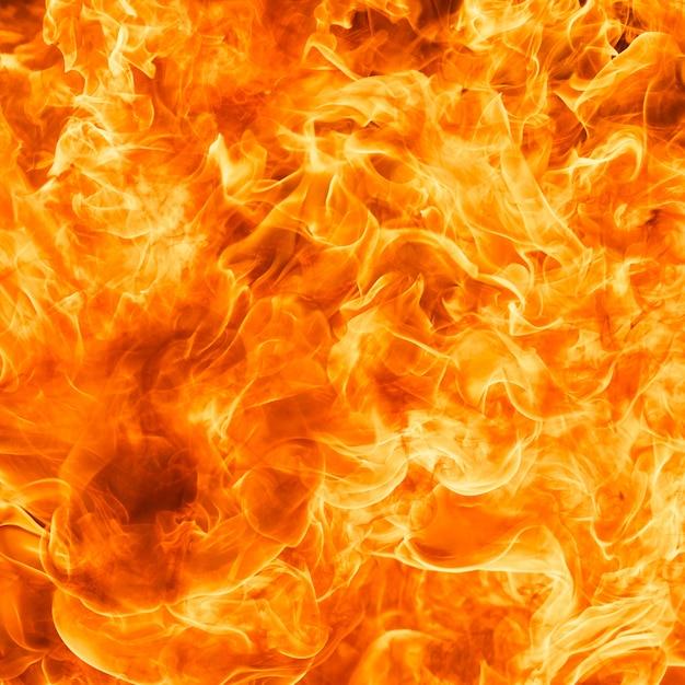Blaze vlam textuur Premium Foto