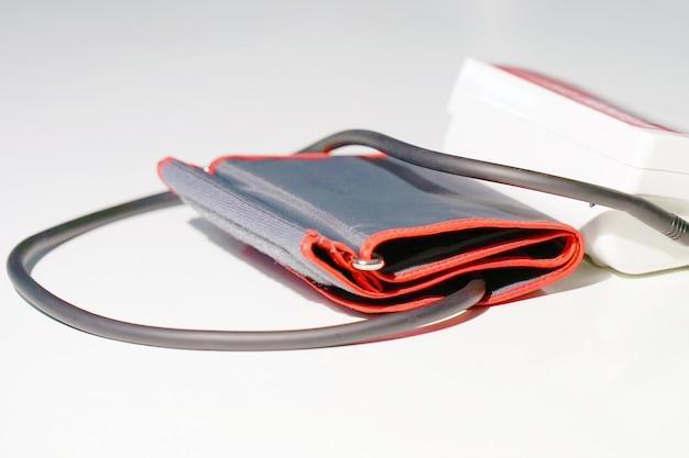 Bloeddruk meetinstrument Premium Foto