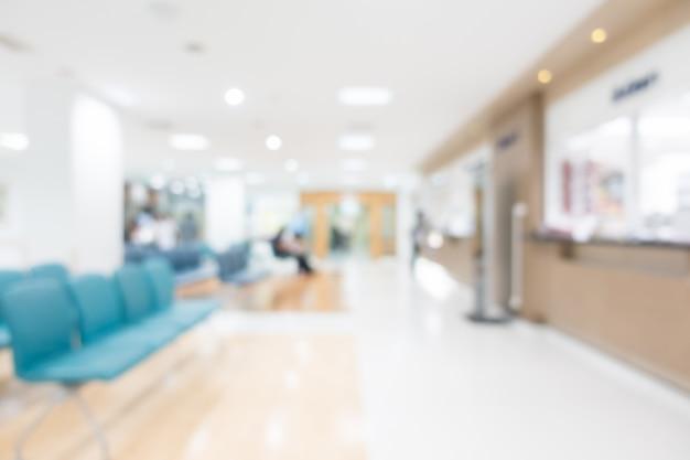 Blur ziekenhuis Gratis Foto
