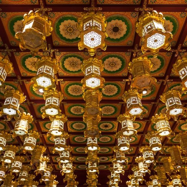 Boeddha tand tempel Premium Foto