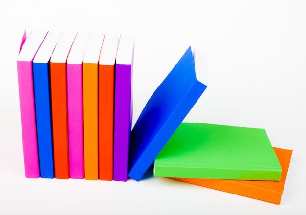 Boeken staan in rij Gratis Foto