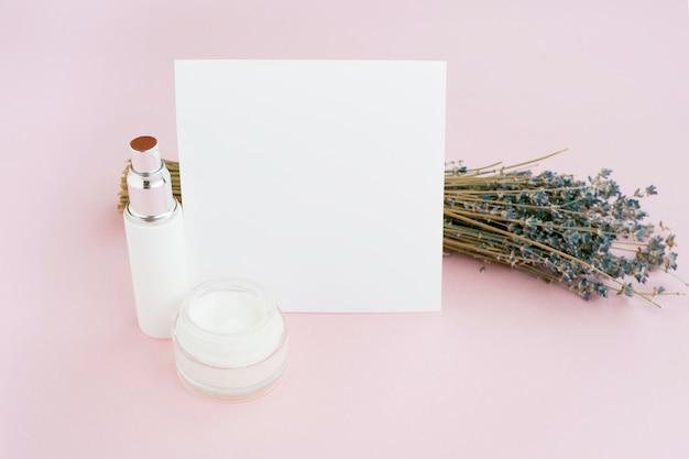 Boeket van lavendel flowers spa concept Gratis Foto