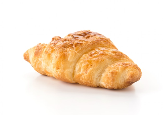 Boter croissant Gratis Foto