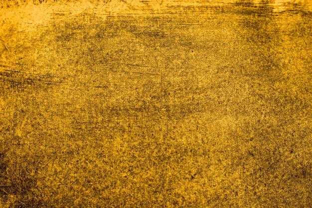 Bovenaanzicht elegante gouden textuur achtergrond Gratis Foto