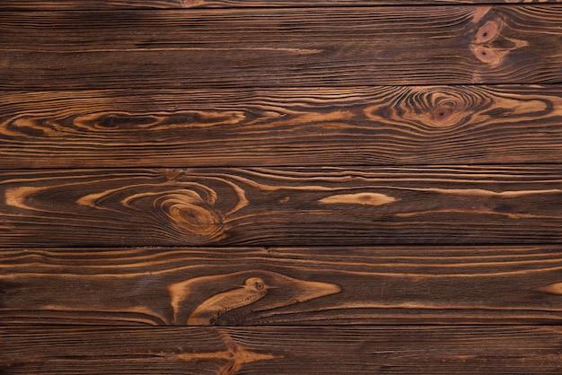 Bovenaanzicht houten vloer Gratis Foto