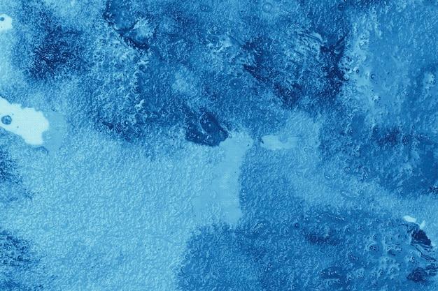 Bovenaanzicht mix van blauwe tinten Gratis Foto