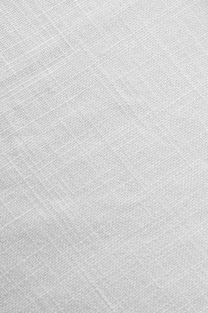 Bovenaanzicht wit tafelkleed Gratis Foto
