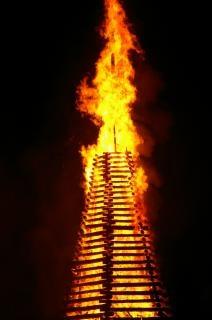 Brandweer aan het werk, brand Gratis Foto