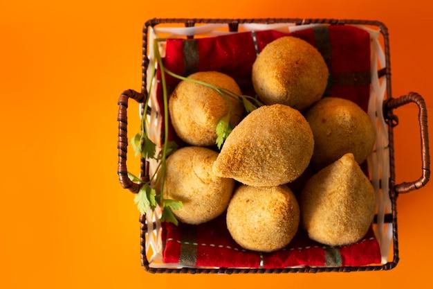 Braziliaanse snack Premium Foto