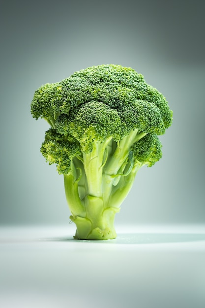 Broccoli closeup Gratis Foto