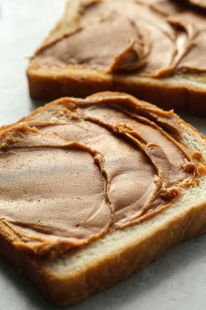 Broodjes pindakaas Gratis Foto