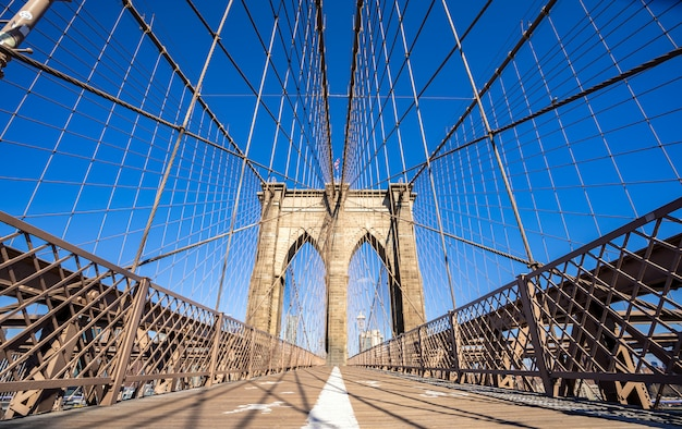 Brooklyn bridge Premium Foto