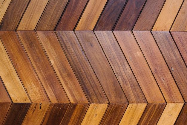 Bruin gelamineerde hardhouten muur textuur Gratis Foto