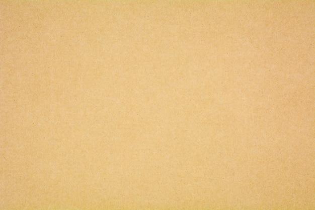 Bruine gerecycleerde document textuur Premium Foto