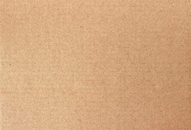 Bruine papieren achtergrond Premium Foto