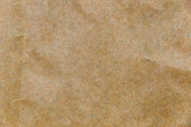 Bruine papieren textuur abstracte achtergrond. Premium Foto