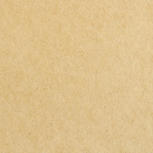 Bruine papieren textuur voor achtergrond Gratis Foto
