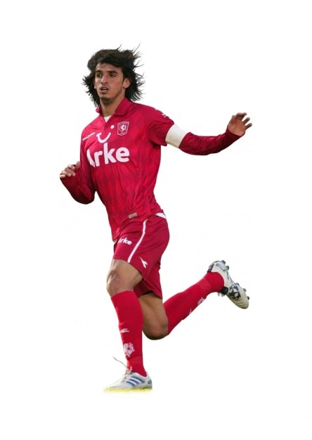 Bryan Ruiz, FC Twente Eredivisie Foto