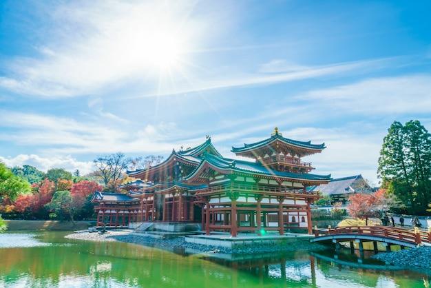 Byodo-in temple kyoto, japan Gratis Foto