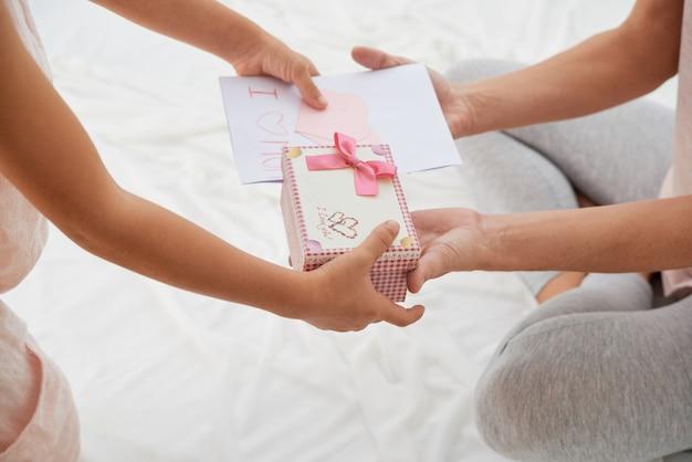 Cadeau ontvangen Gratis Foto