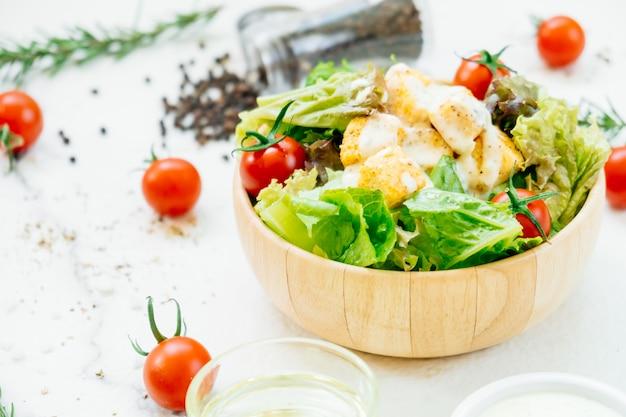 Caesar salade Gratis Foto