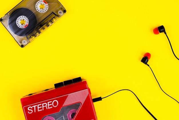 Cassettespeler Gratis Foto