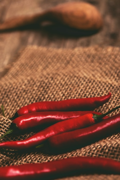 Chili peper Gratis Foto