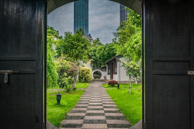 China oude tuin Gratis Foto